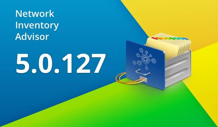 Network Inventory Advisor 5.0