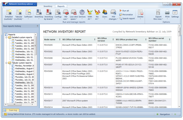 Pc Inventory Software Audit Network Pcs Amp Asset Inventory